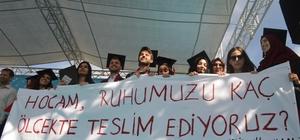 Artuklu'da renkli mezuniyet