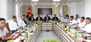 Adıyaman Kamu Hastaneler Birliği 'mali risk analizinde' Türkiye'nin en iyisi