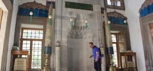 Nevşehir'de camilere gül kokacak