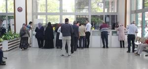 Turgutlu Belediyesinde vezneler hafta sonu da çalışacak