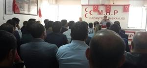 """Taşdoğan, """"Yeni yönetimle ülkücü Cumhurbaşkanı seçeceğiz"""""""