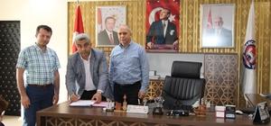 Hisarcık'a atıksu arıtma tesisi yapılacak