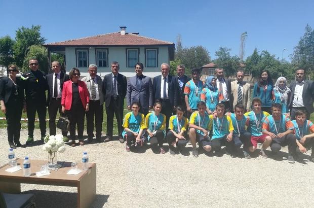 Daday'da gençlik yarışması yapıldı