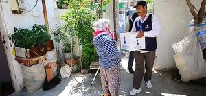 İzmir Büyükşehir'den 85 bin aileye Ramazan desteği