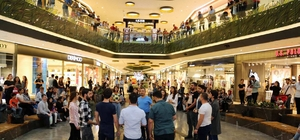 GAÜN Türk Müziği Devlet Konservatuarı öğrencilerinden Flash Mob etkinliği