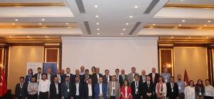 Gaziantep Büyükşehir, İklim Değişikliğiyle Mücadele Görev Gücü Başkanlığı'na seçildi