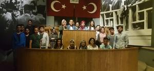 Büyükşehir Belediyesi ilçelerdeki öğrencilere kültür gezileri düzenliyor