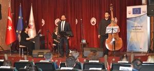 Türküler ve Aryalar Trabzon'da birbirini izledi