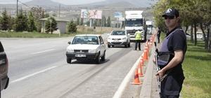 Trafik huzur operasyonu başladı