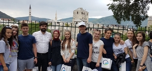 Bosna Hersek'e Çanakkale çıkarması