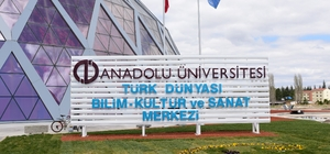 Anadolu Üniversitesi Bilim, Kültür ve Sanat Merkezi'ne rekor ziyaret