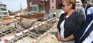 Konak'ta 12. semt merkezinin temeli atıldı