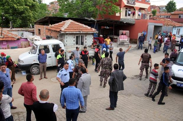 GÜNCELLEME 2 - Edirne'de aynı aileden 3 kişi pompalı tüfekle öldürüldü
