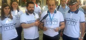 Kaçak turist rehberliği faaliyetlerine tepki
