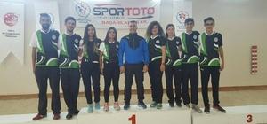 Toroslar Belediyesi Bocce Takımı Türkiye şampiyonu oldu