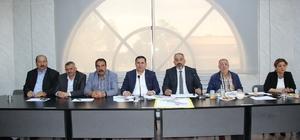 Gaziantepli hububatçılar sektör toplantısında buluştu