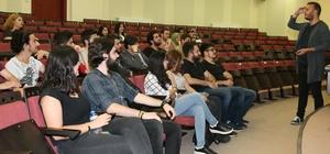 """Gaziantep Üniversitesinden """"Girişimcilik Hikayeleri"""" Konferansı"""""""