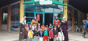 Çocuk Hakları Okulu, misafirlerini ağırladı