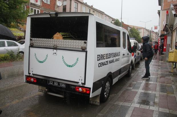 GÜNCELLEME 3 - Edirne'de aynı aileden 3 kişi pompalı tüfekle öldürüldü