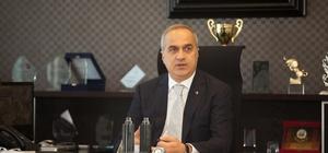 Başkan Kösemusul'dan yapılandırma uyarısı