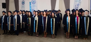 ESOGÜ Sivrihisar Meslek Yüksekokulu 2017 mezunlarını verdi
