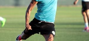 Aytemiz Alanyaspor'da Galatasaray maçı hazırlıkları