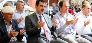 AK Parti'li Erdem, kaza kurbanı ailenin acısını paylaştı
