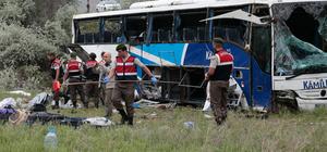 Kalecik'te trafik kazası: 8 ölü