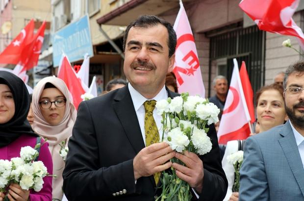 AK Parti'li Erdem Ramazan ayını kutladı