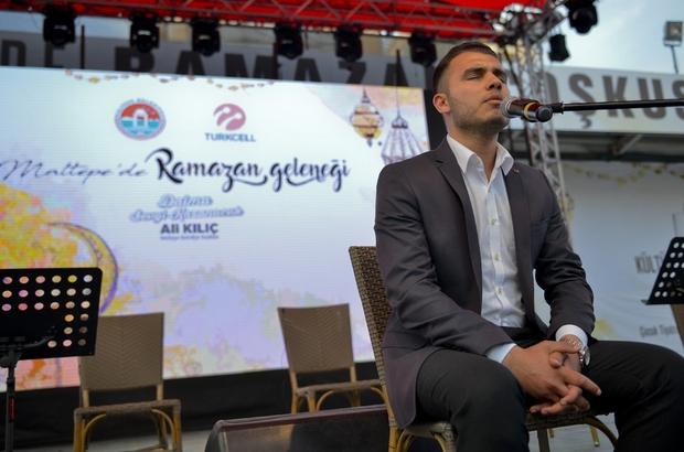 Maltepe'de Ramazan ayı etkinlikleri başladı