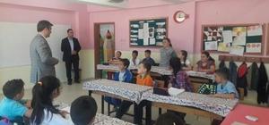 Öğrenciler Başkan Yemenici'yi terletti