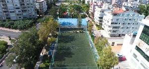 Muratpaşa'da Çim hokeyi kursları başlıyor