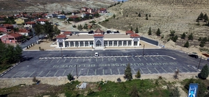 Çayırhan Kültür Merkezi açılışa hazır