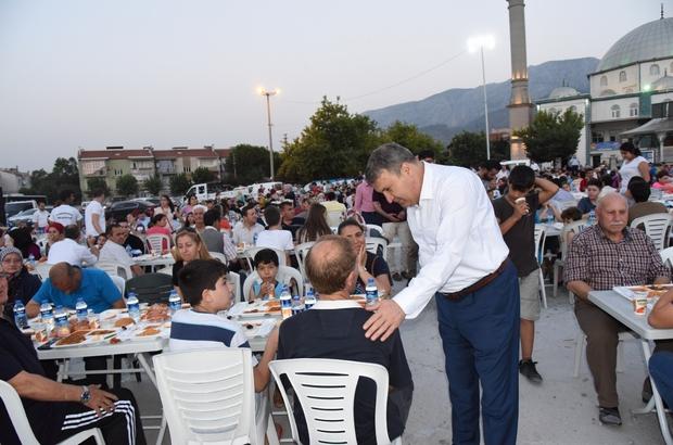 Yunusemre'de Ramazan dopdolu geçecek