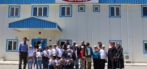Lider Çocuk Tarım Kampı düzenlendi