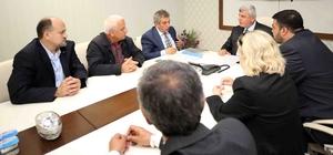 """Başkan Karaosmanoğlu: """"Kocaeli'nin 100 yıl sonrasını planlıyoruz"""""""