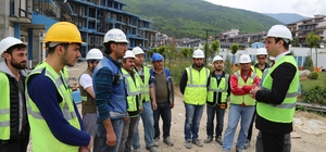 Bolu'ya termal kasaba kuruluyor
