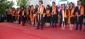 Çorlu Mühendislik Fakültesi'nden mezuniyet töreni