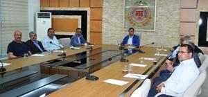 Malatya Ticaret Borsası Mayıs Ayı Meclis Toplantısı