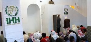 'Biragita Camii' tekrar ibadete açıldı