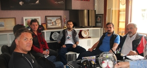 U13 Bilecik Şampiyonluk Ligi kur'a çekimi gerçekleşti