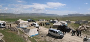 Tuşba'da görüntü ve çevre kirliliğine yol açan çadırlara geçit yok