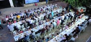Büyükşehir 469 noktada iftar sofrası kuracak