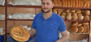 Sinop'ta 400 gram Ramazan pidesinin fiyatı 2 TL