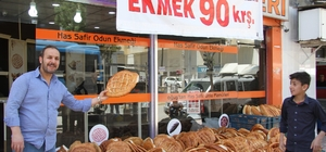 Van'da ramazan pidesi 1 lira 80 kuruş