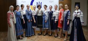 """Ukrayna'nın """"Vışıvanka Günü"""" kutlaması"""
