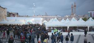 Sivas'ta 2 bin kişiye iftar