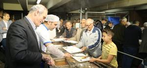 Bursa'da ilk iftar