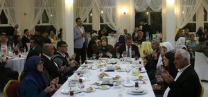 Burdur'da ilk iftar