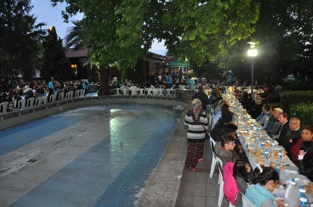 Kdz. Ereğli'de bin 500 kişi iftar sofrasında buluştu